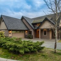 Garden Bay & Nanoose Bay house