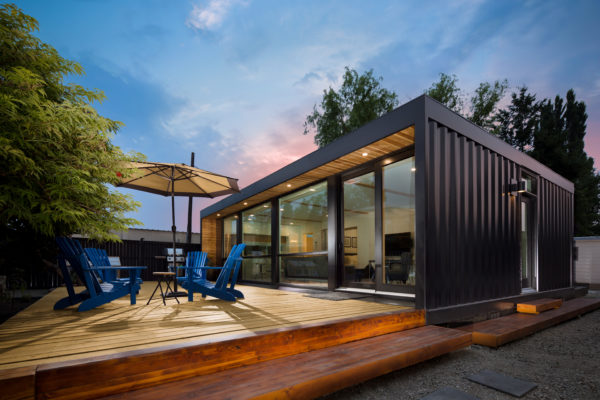 Sensational Tiny Homes Right Sizing Magazine Download Free Architecture Designs Terstmadebymaigaardcom